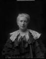 Mary Augusta Ward (née Arnold), by Henry Walter ('H. Walter') Barnett - NPG x46026