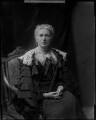 Mary Augusta Ward (née Arnold), by Henry Walter ('H. Walter') Barnett - NPG x46028