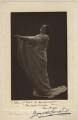 Mrs Patrick Campbell as Mrs Clara Sang in 'Beyond Human Power', by The Biograph Studio - NPG x4611