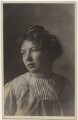 Dame Christabel Pankhurst, by Kate Simmons - NPG x46490