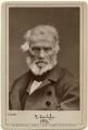 Thomas Carlyle, by Friedrich Bruckmann - NPG x46497