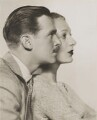 Douglas Fairbanks Jr; Gertrude Lawrence, by Dorothy Wilding - NPG x46508