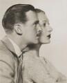 Douglas Fairbanks Jr; Gertrude Lawrence, by Dorothy Wilding - NPG x46508