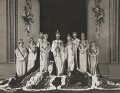 Royal Coronation Group, by Dorothy Wilding - NPG x46515