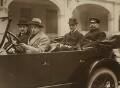 Group including (Prince Edward, Duke of Windsor (King Edward VIII); Sir Lionel Halsey), by Photo Press - NPG x46524
