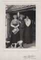 Ellen Terry; Rosemary ('Rosie') Nell Ann Craig and an unknown woman, by Alex Ridley - NPG x46545