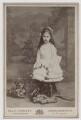 Edith Amelia (née Ward), Lady Wolverton, by W. & D. Downey - NPG x46585