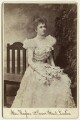 Evelyn Elizabeth Brinton (née Forbes), by Alice Hughes - NPG x46593