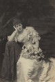Blanche (née Maynard), Lady Gordon-Lennox, by Alice Hughes - NPG x46597