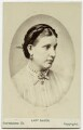 Florence Barbara Maria (née von Sass), Lady Baker, by London Stereoscopic & Photographic Company - NPG x46615
