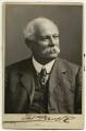 Sir Thomas Brock, by James Russell & Sons - NPG x4675