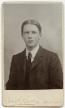 Rupert Brooke, by George Augustus Dean Jr - NPG x4697