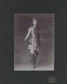 Rupert Brooke as as the Herald in 'Eumenides', by Scott & Wilkinson - NPG x4698