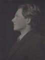 Rupert Brooke, by Vernon Henry Mottram - NPG x4700