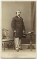 John Brougham, by London Stereoscopic & Photographic Company - NPG x4710