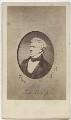 Henry Brougham, 1st Baron Brougham and Vaux, by John Clarck, after  Mathew B. Brady - NPG x4712