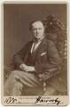 Dudley Francis Stuart Ryder, 3rd Earl of Harrowby, by Ladislas Nievsky (Niewsky), for  London Stereoscopic & Photographic Company - NPG x47138