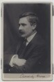 Sir (John Alfred) Arnesby Brown, by Elliott & Fry - NPG x4726