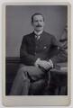 (William) Frederick Danvers Smith, 2nd Viscount Hambleden, by Alexander Bassano - NPG x47320