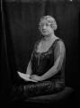 Carolina Mary (née Lobb), Lady Aitken, by Lafayette (Lafayette Ltd) - NPG x47411