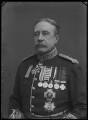 Sir William Stephen Alexander Lockhart, by Alexander Bassano - NPG x4763