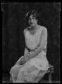 (Mary) Gladys Storey, by Lafayette (Lafayette Ltd) - NPG x47820