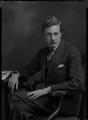 Sir George Edward Gordon Catlin, by Lafayette (Lafayette Ltd) - NPG x47843