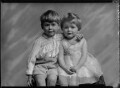 Anthony Charles Reynardson Fane; Daphne Sybil Fane, by Lafayette (Lafayette Ltd) - NPG x48163