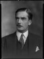 Anthony Eden, 1st Earl of Avon, by Lafayette (Lafayette Ltd) - NPG x48542