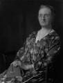 Emma Mary Trefusis (née Wethered), by Lafayette (Lafayette Ltd) - NPG x48824