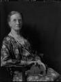 Emma Mary Trefusis (née Wethered), by Lafayette (Lafayette Ltd) - NPG x48826