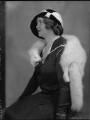 Dame Isobel Baillie, by Lafayette (Lafayette Ltd) - NPG x48984
