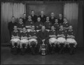 Manchester United Football Team in 1948 Cup Final Shirts, by Lafayette (Lafayette Ltd) - NPG x49046