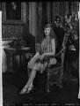 Lady Margaret Frances Anne Vane-Tempest-Stewart, by Lafayette (Lafayette Ltd) - NPG x49096