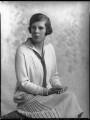 Hon. Betty Ellen Askwith, by Lafayette (Lafayette Ltd) - NPG x49292