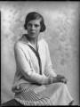 Hon. Betty Ellen Askwith, by Lafayette (Lafayette Ltd) - NPG x49294