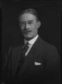 Lawrence John Lumley Dundas, 2nd Marquess of Zetland, by Lafayette (Lafayette Ltd) - NPG x49477