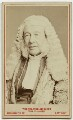 Sir James Bacon, by London Stereoscopic & Photographic Company - NPG x4948