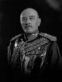Edmund Henry Hynman Allenby, 1st Viscount Allenby, by Lafayette (Lafayette Ltd) - NPG x49699