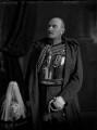 Edmund Henry Hynman Allenby, 1st Viscount Allenby, by Lafayette (Lafayette Ltd) - NPG x49700