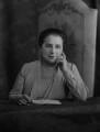Baroness Emma Magdalena Rosalia Maria Josefa Barbara Orczy, by Lafayette (Lafayette Ltd) - NPG x49706