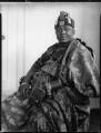 Nana Sir Ofori Atta, by Lafayette (Lafayette Ltd) - NPG x49767