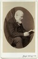 Sir George Scharf, by Unknown photographer - NPG x4982