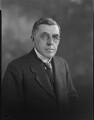 Wilfred Hawksley Edmunds, by Lafayette - NPG x49856
