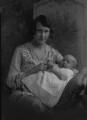 Hugh Noyes; Mary Angela Noyes (née Mayne), by Lafayette (Lafayette Ltd) - NPG x49911