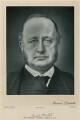 Richard Everard Webster, Viscount Alverstone, by James Russell & Sons - NPG x50
