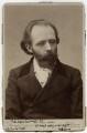 Sir (Thomas Henry) Hall Caine, by London Stereoscopic & Photographic Company - NPG x5001