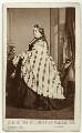 Princess Augusta Wilhelmina Louisa, Duchess of Cambridge, by Oliver François Xavier Sarony - NPG x5029