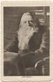 John Ruskin, after Charles Philip McCarthy - NPG x5101