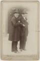 Benjamin Jowett; Sir Henry Wentworth Acland, 1st Bt, by Henry William Taunt & Co - NPG x5146